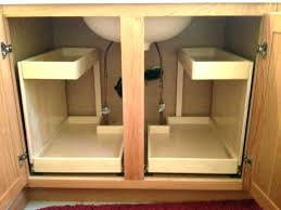 under sink trash pull out pull out trash can cabinet kitchen trash can ideas pull out pull out