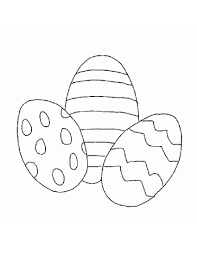 cartoon easter egg coloring page kids coloring