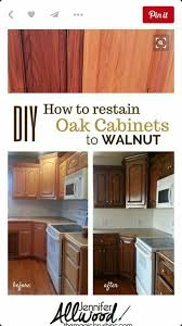 kitchen cabinets restaining how to refinish kitchen cabinets without stripping home design