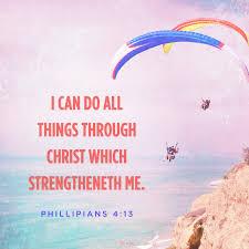 Do All Things Meme - christ strengthens me