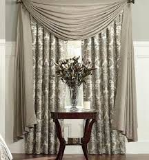 Making A Window Valance Best 25 Scarf Valance Ideas On Pinterest Curtain Scarf Ideas