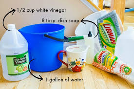 Wood Floor Cleaner Diy Homemade Wood Floor Cleaner For Spring Cleaning Home Made
