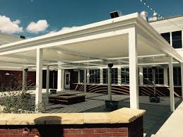 Equinox Louvered Roof Cost by Arcadia Sun Shade Shelter Tags Wonderful Louvered Roof Pergola