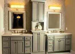 bathroom bathroom vanities and linen cabinets bathroom linen