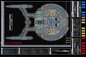 star trek enterprise floor plans colored schematic of deck e columbia class starship u s s