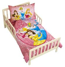 Pink Toddler Bedding Baby Bedding Sets Disney Heart Of A Princess 3 Piece Toddler