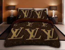louis vuitton bedroom set louis vuitton bed set lv cotton queen size duvet quilt cover