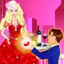 barbie princess dress games