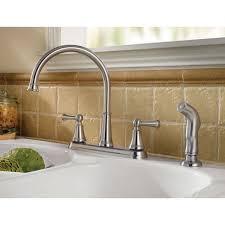 island kitchen bremerton pfister bremerton two handle widespread lead free kitchen faucet