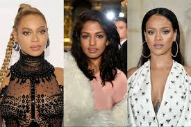 topless pictures of rihanna did m i a just accuse beyonce and rihanna of copying her very real