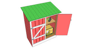 10x12 barn shed plans howtospecialist how to build step by how to build a tool shed