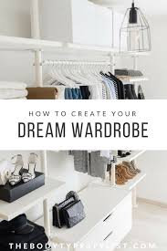 how to create your dream wardrobe the body type stylist