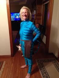 Halloween Avatar Costume Grandma