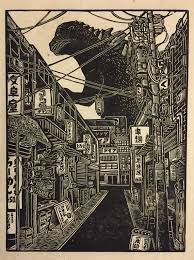 best 25 woodblock print ideas on japanese woodcut mr