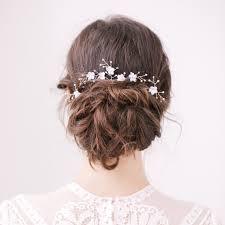 bridal hair hair pins britten