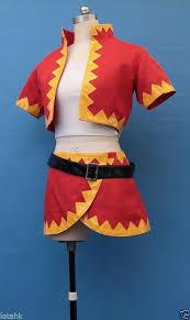 Custom Halloween Costume Chrono Cross Cosplay Costume Custom Halloween Costume Party