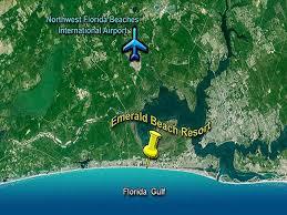 Northwest Florida Map by Emerald Beach 534 Apartment Panama City Beach Fl Booking Com