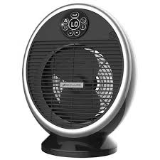 oscillating fan and heater bionaire 2 2kw oscillating fan heater with 2 heat setting bfh004