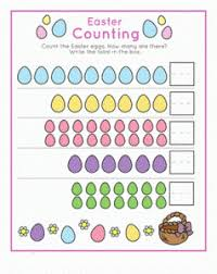 easter math worksheets funnycrafts