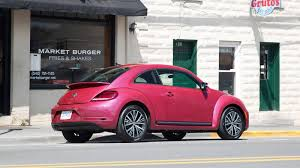 volkswagen beetle trunk in front 2017 volkswagen beetle review u0026 ratings edmunds