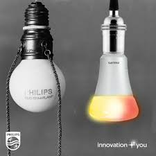 how philips altered the future of light lights