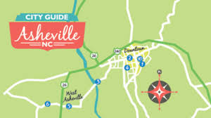 asheville city guide southern living