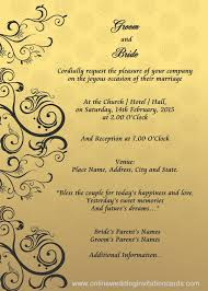 indian wedding invitation email wording to colleagues popular