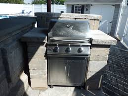How To Build A Backyard Grill by Built In Outdoor Kitchens In Connecticut The Bahler Brothers