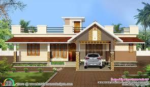 single floor kerala house plans traditional mix single floor exterior home kerala home design