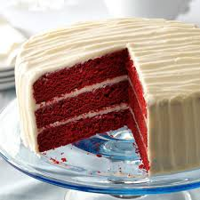 classic red velvet cake recipe taste of home