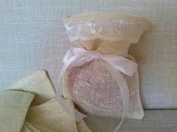 lace favor bags set of 10 wedding favor bags couture linen favor bags lace