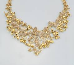 wedding necklace designs vogue jewellers