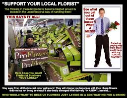 local florists support your local florist