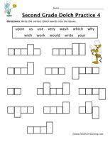 best 25 second grade sight words ideas on pinterest grade 2