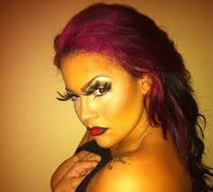 vampy dark princess halloween makeup tutorial w o youtube