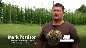 bureau d ude b on iowa minute there s a growing demand for iowa grown hops