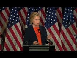 hillary clinton rips trump u0027s foreign policy full speech youtube