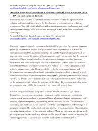 Underwriter Job Description For Resume by Sample Resume Underwriter Insurance Virtren Com