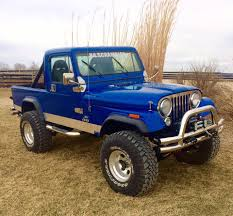 jeep scrambler 1982 jeep cj 8 scrambler u2013 fit for a king err president second daily
