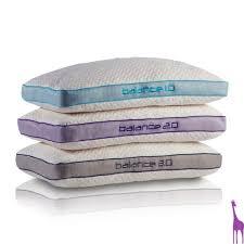 bed gear pillow balance 3 0 all position pillow