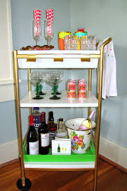 for love character ikea hack bar cart