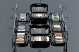 Becoming A Makeup Artist Online Mac Bobbi Brown Makeup Mac Eyeshadow Palette 7 Color How To