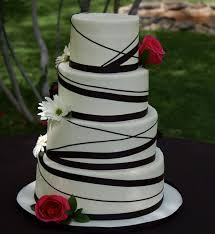 black and white wedding cakes pictures of amaru confections wedding cakes