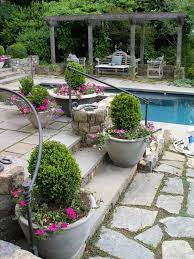Design Patio Ideas For Planters On Patios Awesome On Marvellous Design Patio