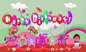 colors e birthday card free 2 ebirthday card bday card by name