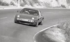porsche 928 black 1985 porsche 928s road test u2013 review u2013 car and driver