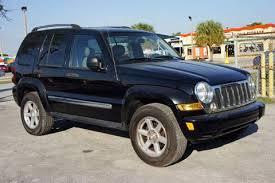 jeep 2005 liberty jeep liberty for sale in miami fl carsforsale com