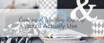 canadian wedding registry creating a wedding registry you ll actually use canadian wedding