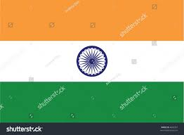 Flag Og India Accurate Flag India Terms Colours Size Stock Vector 4659337