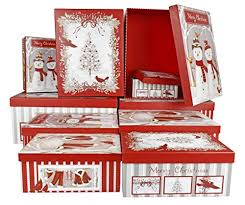 where can i buy christmas boxes christmas nesting gift boxes compare buy christmas nesting gift